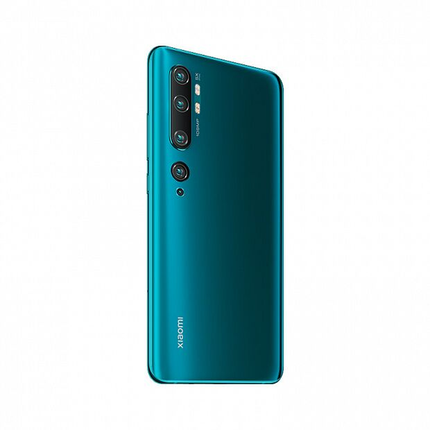 Смартфон Xiaomi Mi Note 10 256GB/8GB (Green/Зеленый)