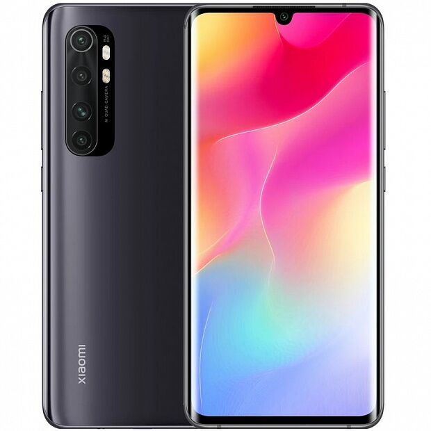 Смартфон Xiaomi Mi Note 10 Lite 6GB/64GB (Black/Черный)
